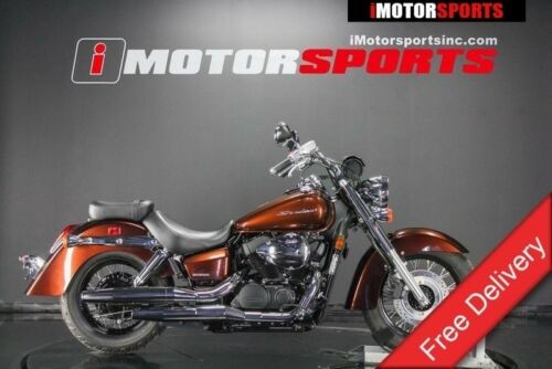 2018 Honda Shadow -- Brown photo