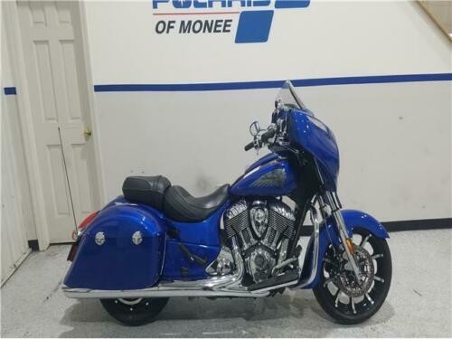2018 Indian Chieftain® Limited ABS Brilliant Blue — Blue craigslist
