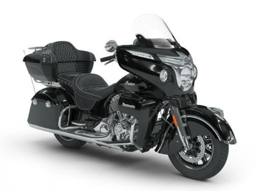 2018 Indian Roadmaster® ABS Thunder Black — Black for sale