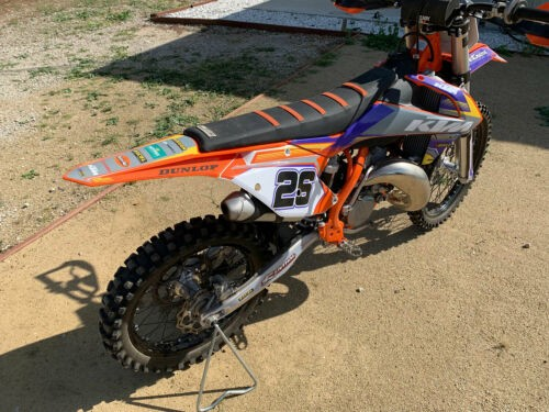 2018 KTM SX for sale