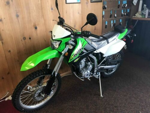 2018 Kawasaki KLX Green for sale craigslist