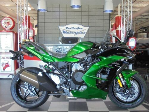 2018 Kawasaki Ninja — Green for sale craigslist