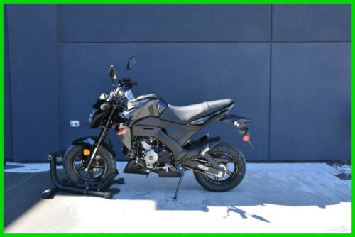 2018 Kawasaki Z125 PRO Black/Mystic Gray for sale