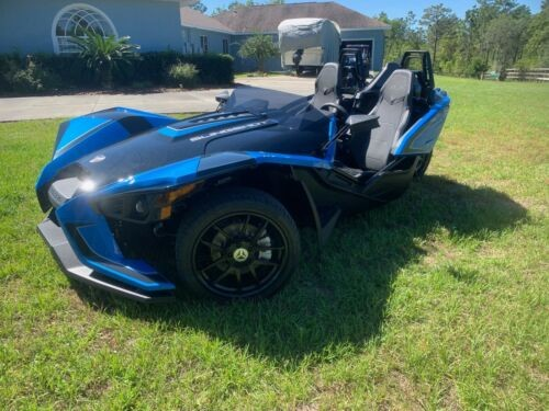 2018 Polaris Slingshot Blue photo