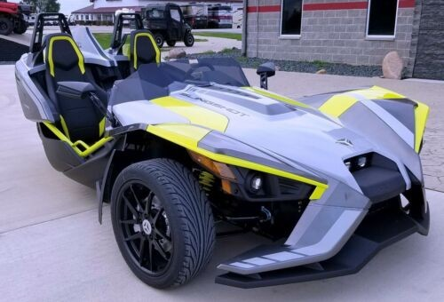 2018 Slingshot Slingshot SLR LE -- Gray photo
