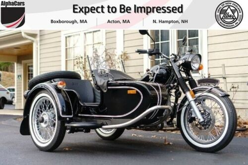 2018 Ural Retro Black Gloss Limited Black photo