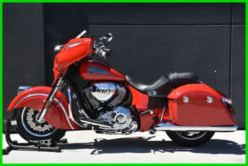 2019 Indian Chieftain Classic Icon - N19TFAAAAP Black photo