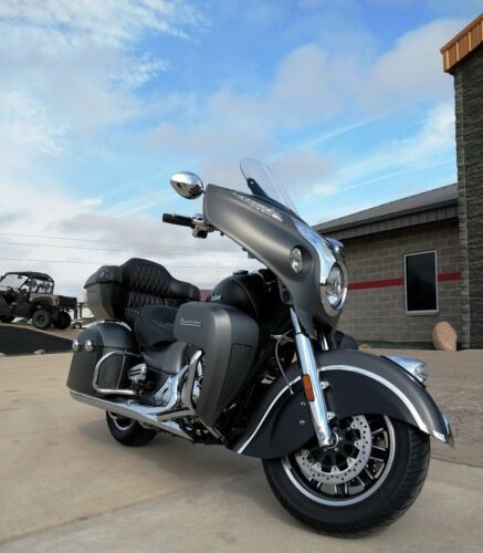 2019 Indian Roadmaster® ABS -- Black photo
