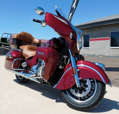 2019 Indian Roadmaster® ABS -- Burgundy photo