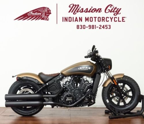 2019 Indian Scout® Bobber Icon Series Deep Brass Smoke -- Icon Series Deep Brass Smoke craigslist