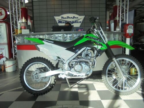 2019 Kawasaki KLX 140 L — Green for sale