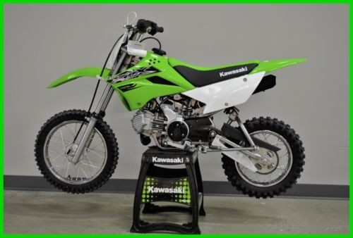 2019 Kawasaki KLX 110L Black for sale
