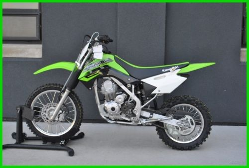 2019 Kawasaki KLX 140 L LIME photo