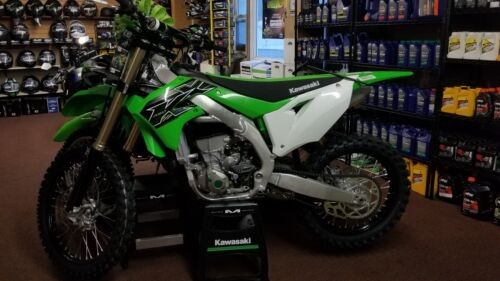 2019 Kawasaki KX 250 -- Green photo