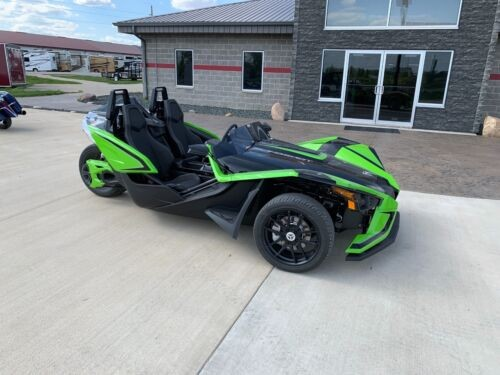 2019 Slingshot Slingshot SLR ICON -- Green photo