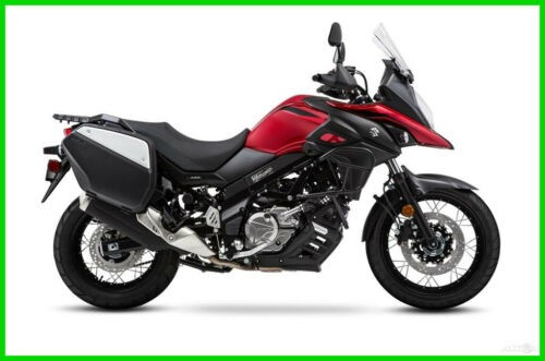 2019 Suzuki V-Strom 650 XT Touring Red photo
