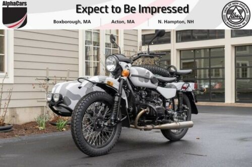 2019 Ural Gear Up Urban Camouflage Urban Camouflage photo