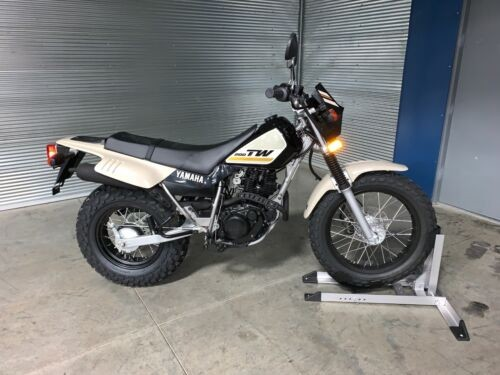 2019 Yamaha TW200 — Sandy Beige for sale
