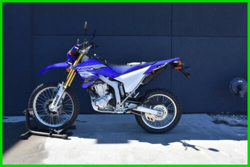 2019 Yamaha WR 250R Blue photo