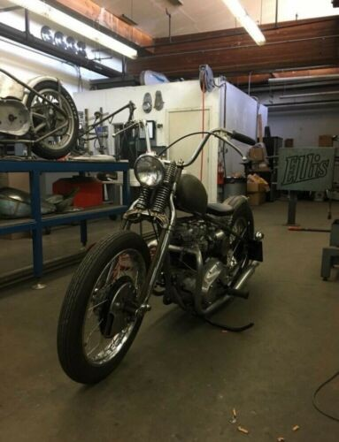 1971 Triumph Bonneville Sandblasted photo