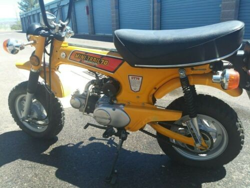 1979 Honda CT Yellow for sale