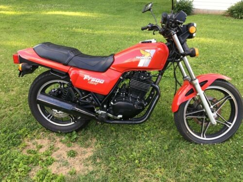 1982 Honda FT500 Red for sale