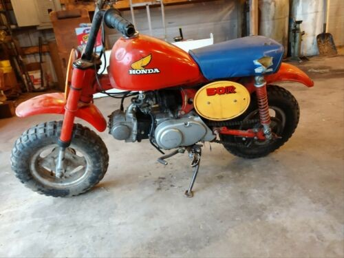 1984 Honda Z50r for sale craigslist