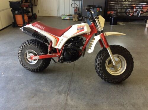 1985 Yamaha Bw200  photo