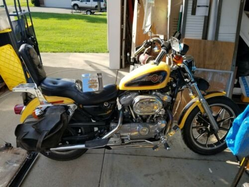 1995 Harley-Davidson Sportster Yellow for sale craigslist