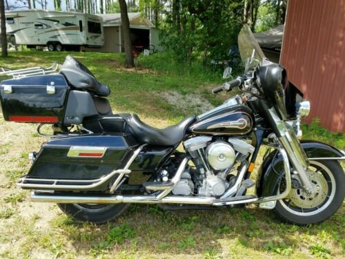 1997 Harley-Davidson Touring Black for sale craigslist
