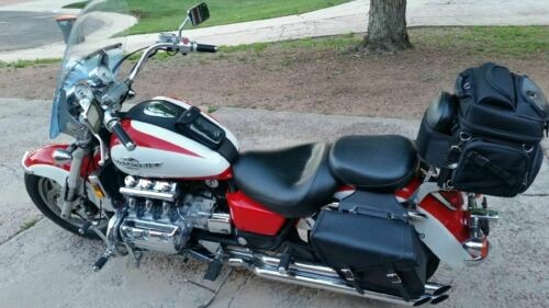 1997 Honda Valkyrie Red/White for sale craigslist
