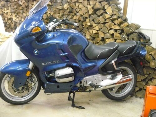 1999 BMW R1100RT  photo
