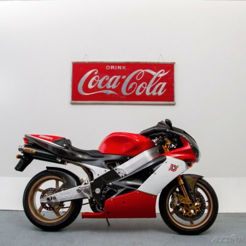 2000 Bimota SB8R Motorcycle Rad/White photo