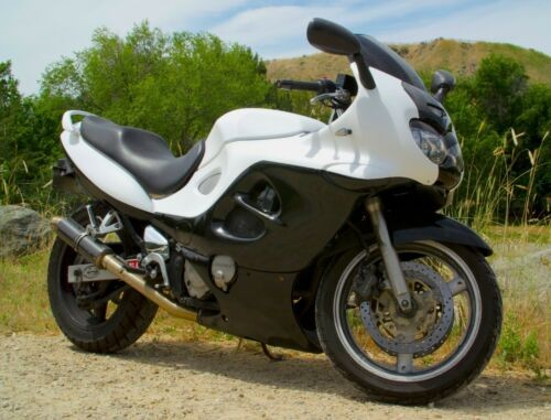 2002 Suzuki GSX / Katana Black photo