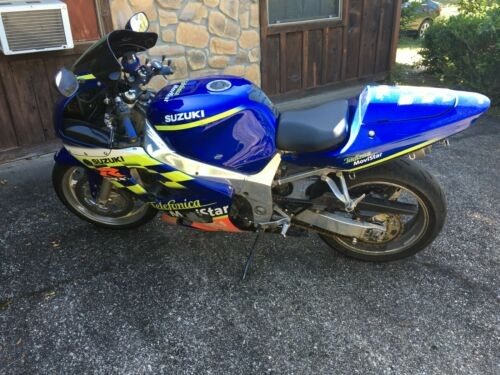 2002 Suzuki GSX-R  photo