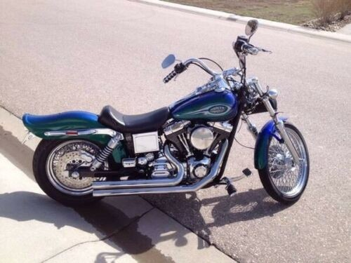 2003 Harley-Davidson Other BLUE/GREEN photo