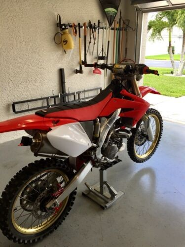 2004 Honda CRF Red craigslist