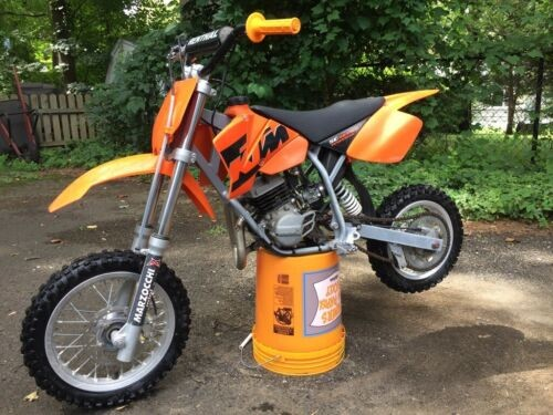 2005 KTM Adventure Orange photo