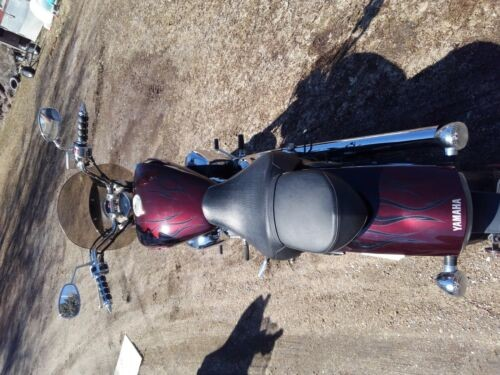 2005 Yamaha Roadstar Warrior Black craigslist