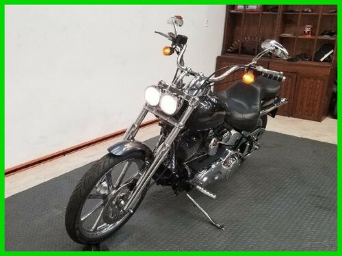 2006 Harley-Davidson Softail FXSTD Deuce™ Gray photo