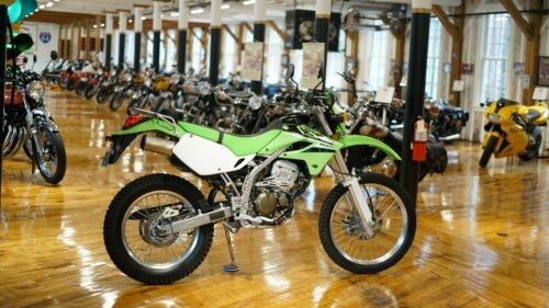 2006 Kawasaki KLX Green photo