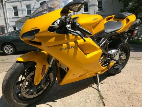 2007 Ducati Superbike Yellow photo