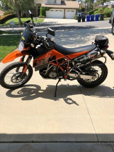 2007 KTM Other Orange photo