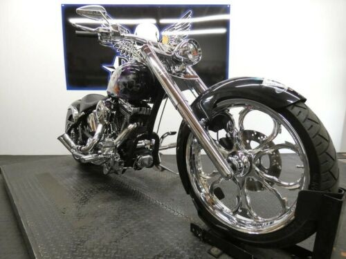 2007 Thunder Mountain Custom Cycles Firestone 103 -- Custom Paint photo