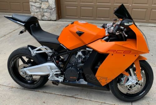2009 KTM Other Orange photo