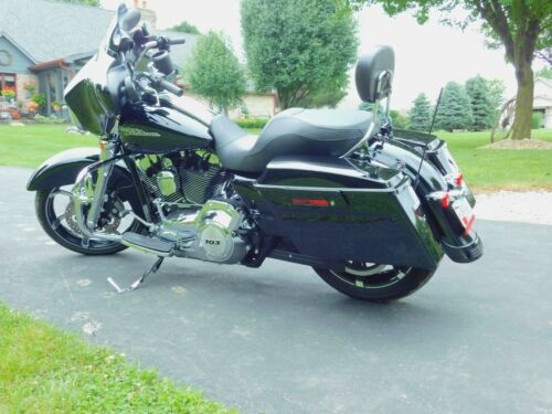 2013 Harley-Davidson Touring FLHX - Street Glide Black photo