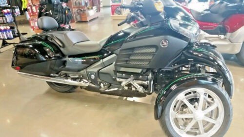 2013 Honda Gold Wing Black photo