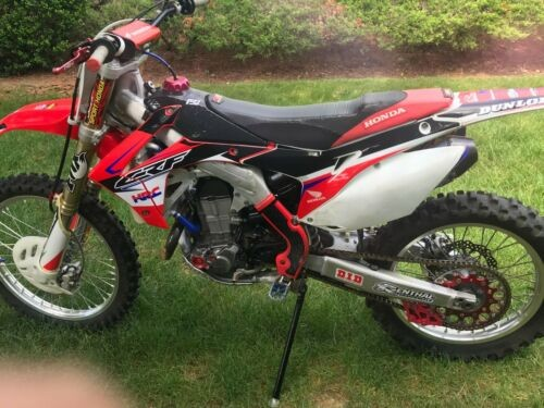 2014 Honda CRF  photo