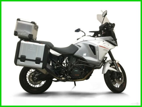 2015 KTM 1290 SUPER ADVENTURE CALL (877) 8-RUMBLE White photo