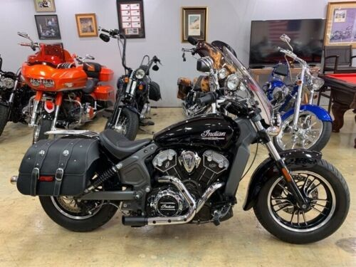 2016 Indian SCOUT -- Black photo